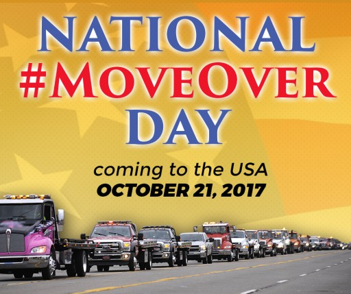 Tow Truck Industry Plans National Move Over Day